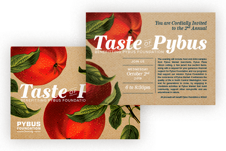 Taste of Pybus Event